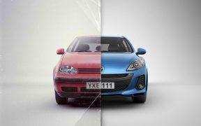 Nové auto vs ojazdené auto