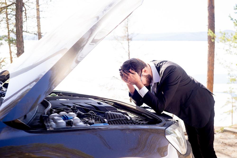 najviac poruchové autá, porucha vozidla, opravy, majiteľ poškodeného vozidla