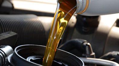 servis vozidla, výmena oleja