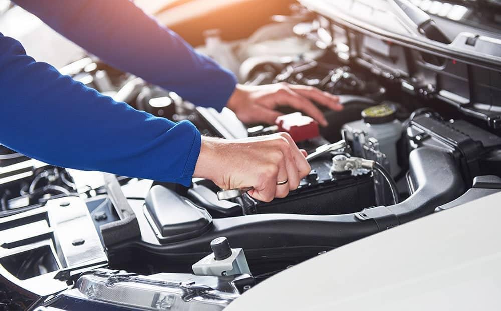 oprava auta, kontrola motora, udrzba vozidla, príprava auta na STK