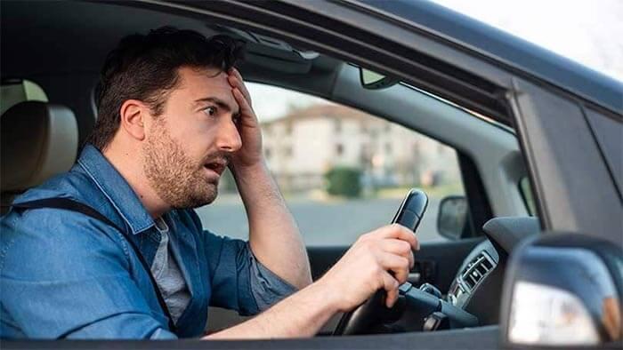 lehota STK, kontrola auta, zabudnutie termínu STK, vysoká pokuta, príprava na STK
