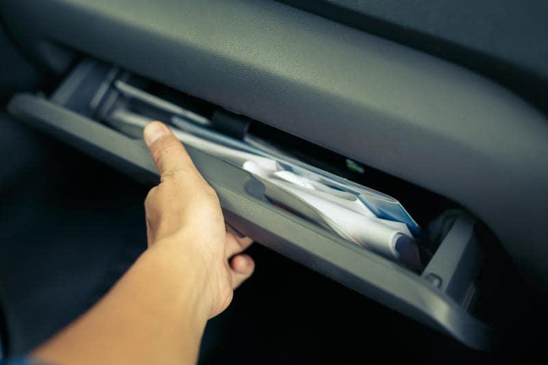 strata dokladov od auta, strata papierov, doklady od auta, potrené doklady